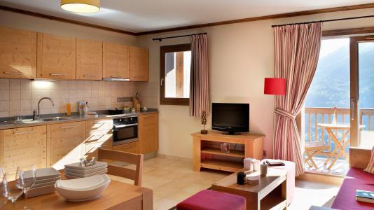 Rent in ski resort Résidence le Ruitor - Sainte Foy Tarentaise - TV