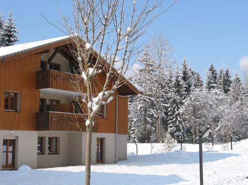 Ski en décembre Residence Le Domaine Du Grand Tetras