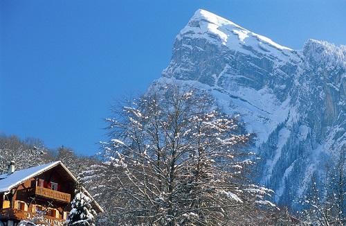 Soggiorno sugli sci Hôtel les Glaciers - Samoëns - Mappa