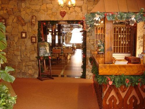 Location au ski Hotel Les Glaciers - Samoëns - Réception