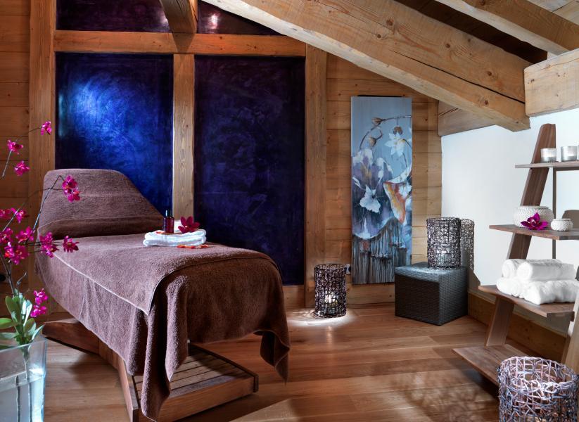 Location au ski Residence La Reine Des Pres - Samoëns - Massage
