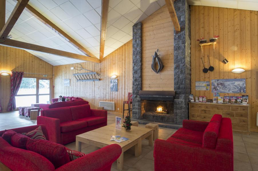 Location au ski Résidence le Domaine du Grand Tétras - Samoëns - Réception