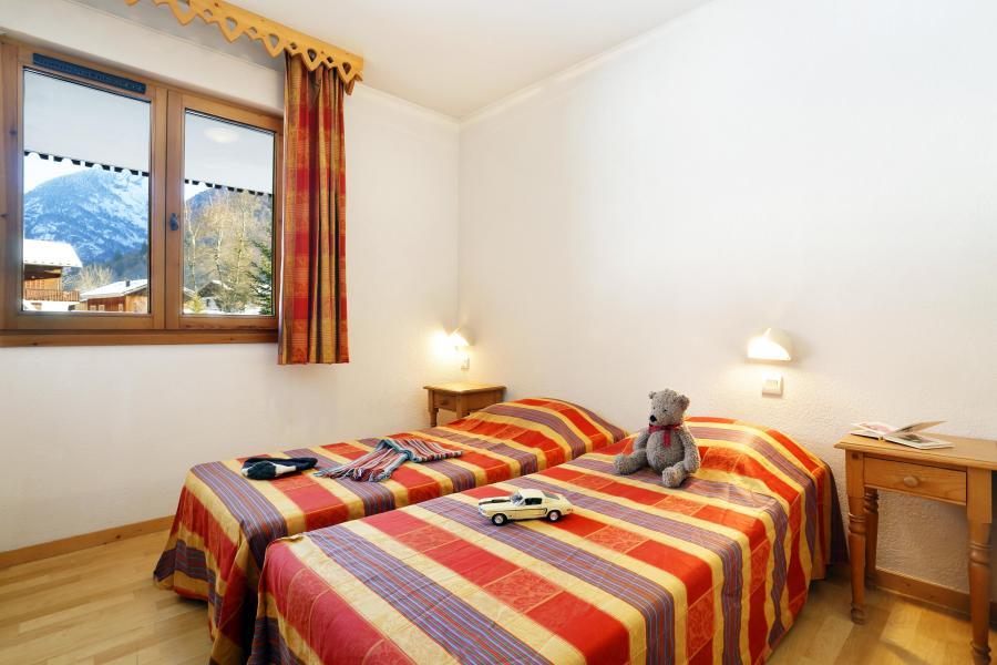 Location au ski Residence Le Domaine Du Grand Tetras - Samoëns - Chambre