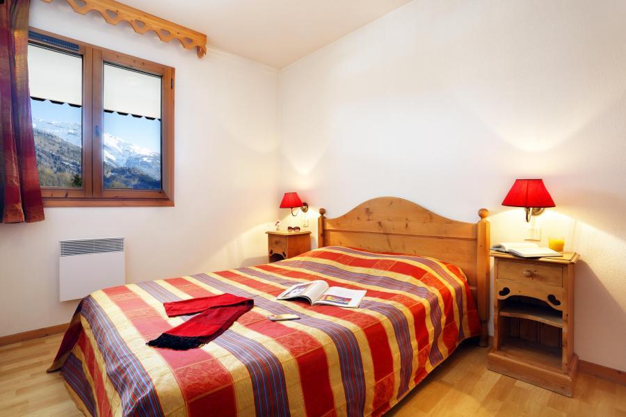 Location au ski Residence Le Domaine Du Grand Tetras - Samoëns - Lit double