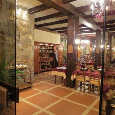 Location au ski Hotel Les Glaciers - Samoëns - Intérieur