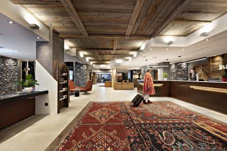 Rent in ski resort Résidence Alexane - Samoëns - Inside