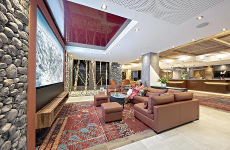 Rent in ski resort Résidence Alexane - Samoëns - Reception