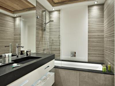 Rent in ski resort Résidence Alexane - Samoëns - Bathroom