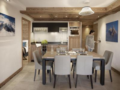 Rent in ski resort Résidence Alexane - Samoëns - Living room