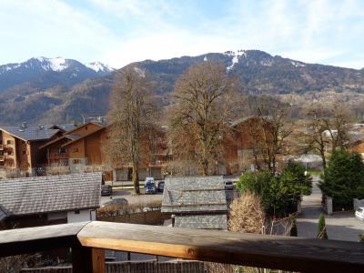 Rent in ski resort Studio 4 people - Résidence Béthanie - Samoëns