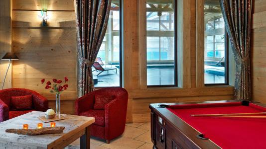 Rent in ski resort Résidence la Reine des Prés - Samoëns - Pool