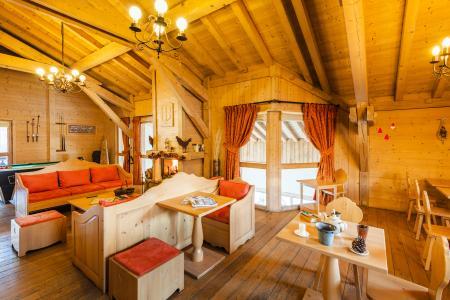 Location au ski Résidence Lagrange les Fermes de Samoëns - Samoëns - Réception