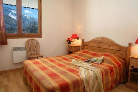 Location au ski Appartement 2 pièces 4 personnes - Residence Le Domaine Du Grand Tetras - Samoëns - Chambre