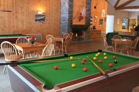 Location au ski Residence Le Domaine Du Grand Tetras - Samoëns - Jeux
