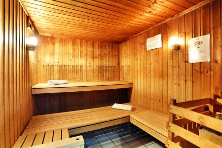 Location au ski Résidence le Domaine du Grand Tétras - Samoëns - Sauna