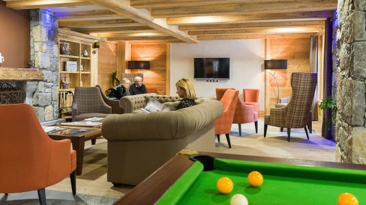 Rent in ski resort Résidence les Chalets de Layssia - Samoëns - Reception