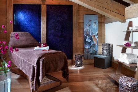 Rent in ski resort Résidence les Chalets de Layssia - Samoëns