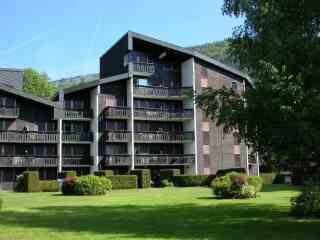 Rent in ski resort Studio 4 people (EJST06) - Résidence les Espaces - Samoëns