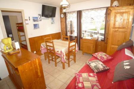 Rent in ski resort 2 room apartment sleeping corner 6 people (2P03) - Résidence les Espaces - Samoëns