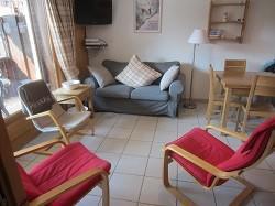 Rent in ski resort 4 room apartment 6 people (4P07) - Résidence les Grandes Alpes - Samoëns