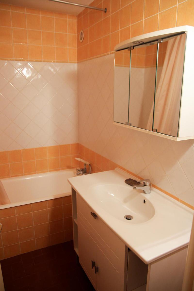 Аренда на лыжном курорте Апартаменты 2 комнат 6 чел. (338) - Résidence la Cbu - Sauze - Super Sauze