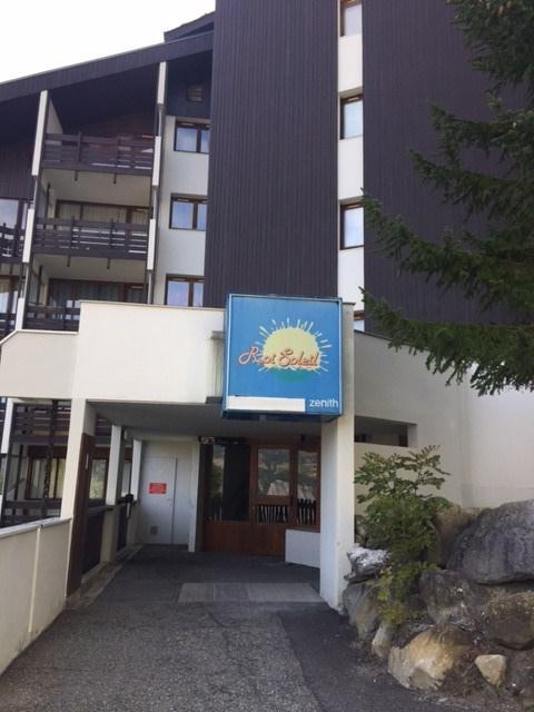Аренда на лыжном курорте Квартира студия кабина для 4 чел. (219Z) - Résidence le Roi Soleil - Sauze - Super Sauze
