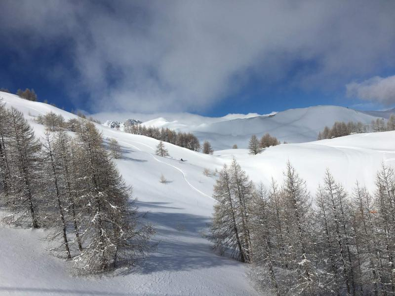 Аренда на лыжном курорте Logement 1 pièces 4 personnes (LRS-A602) - Résidence le Roi Soleil - Sauze - Super Sauze