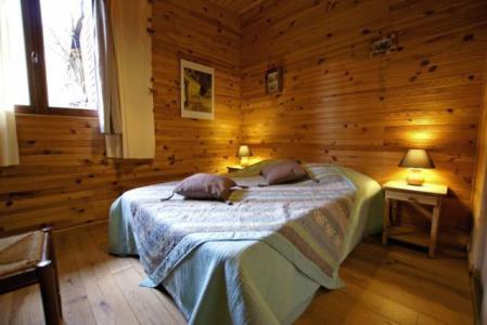 Аренда на лыжном курорте Шале дуплекс 5 комнат 10 чел. - Chalet la Conchette - Sauze - Super Sauze - Двухспальная кровать