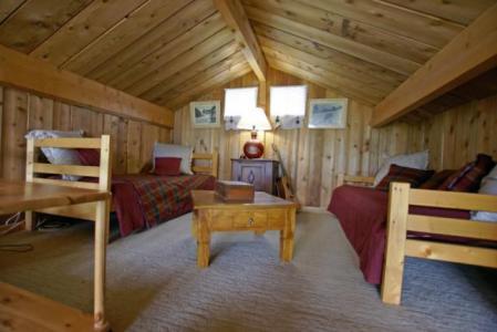 Аренда на лыжном курорте Шале дуплекс 5 комнат 10 чел. - Chalet la Conchette - Sauze - Super Sauze - Односпальная кровать