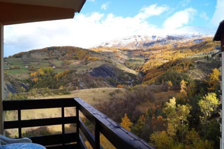 Аренда на лыжном курорте Квартира студия кабина для 4 чел. (96) - Résidence la Grande Chaume - Sauze - Super Sauze