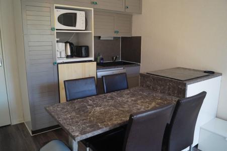 Аренда на лыжном курорте Квартира студия со спальней для 4 чел. (309) - Résidence les Cimes - Sauze - Super Sauze - Кухня