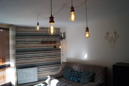 Аренда на лыжном курорте Квартира студия со спальней для 4 чел. (309) - Résidence les Cimes - Sauze - Super Sauze - Салон