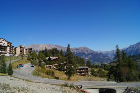 Аренда на лыжном курорте Квартира студия со спальней для 4 чел. (74A) - Résidence les Mélèzes - Sauze - Super Sauze