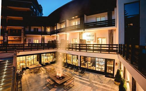 Locazione Hotel Rock Noir