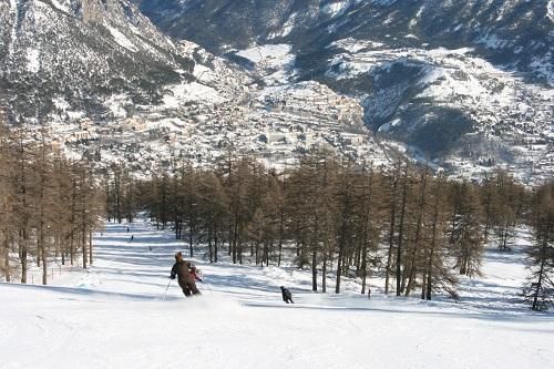 Le parc hotel serre chevalier location vacances ski for Hotel au ski