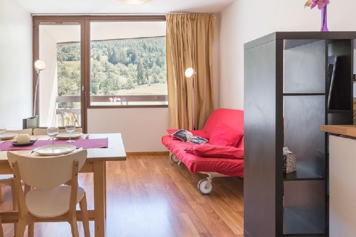 Location au ski Studio coin montagne 4 personnes (420) - Residence Aigle Noir - Serre Chevalier