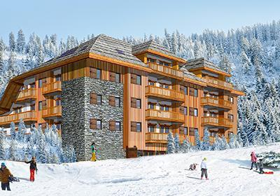 Location appartement au ski Residence Aquisana