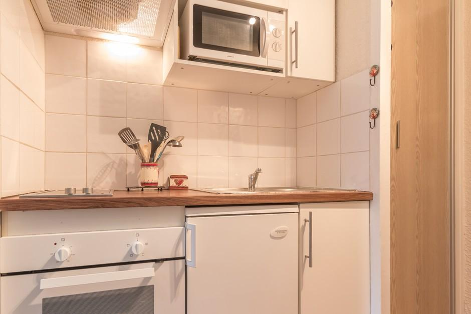 Location au ski Studio 2 personnes (348) - Residence Bois Des Coqs - Serre Chevalier