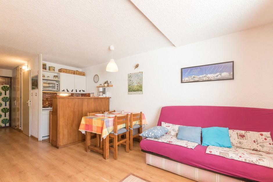 Location au ski Studio coin montagne 4 personnes (794) - Residence Bois Des Coqs - Serre Chevalier