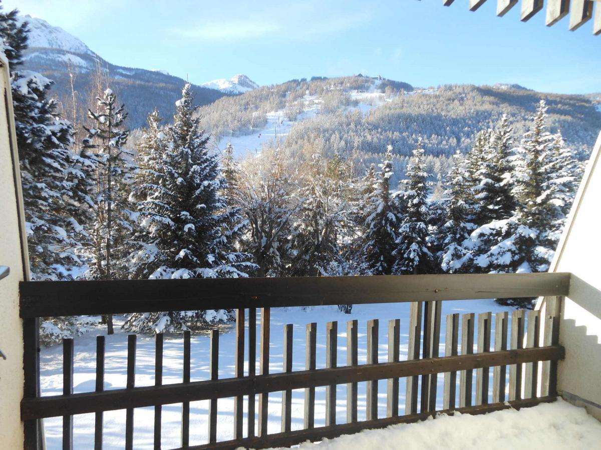 Location au ski Studio coin montagne 4 personnes (617) - Residence Bois Des Coqs - Serre Chevalier