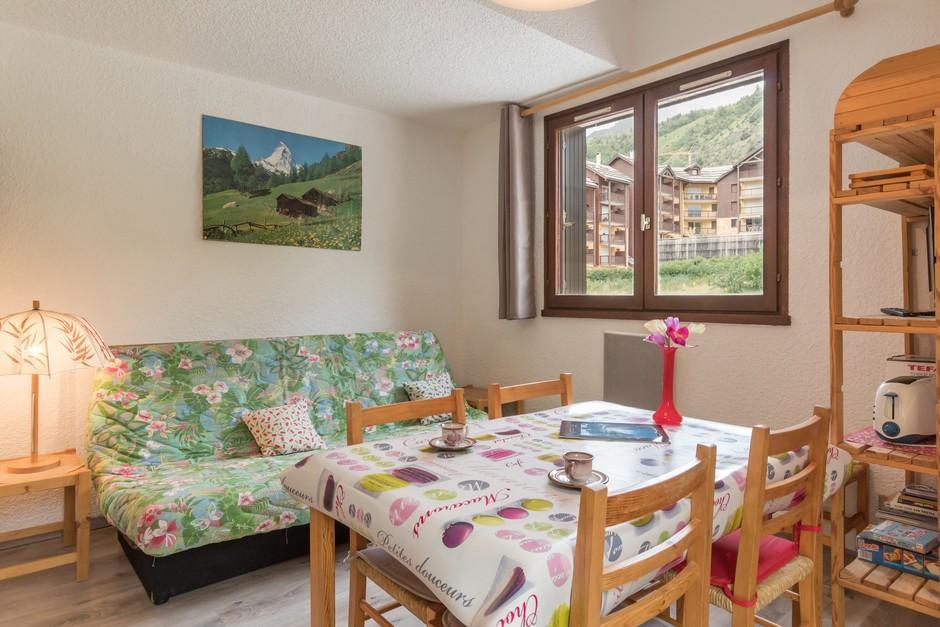 Location au ski Studio 2 personnes (078) - Residence Bois Des Coqs - Serre Chevalier