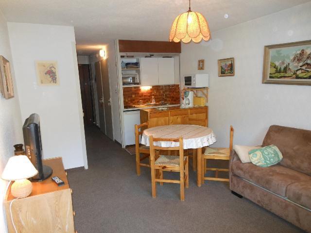 Location au ski Studio coin montagne 4 personnes (934) - Residence Bois Des Coqs - Serre Chevalier - Séjour