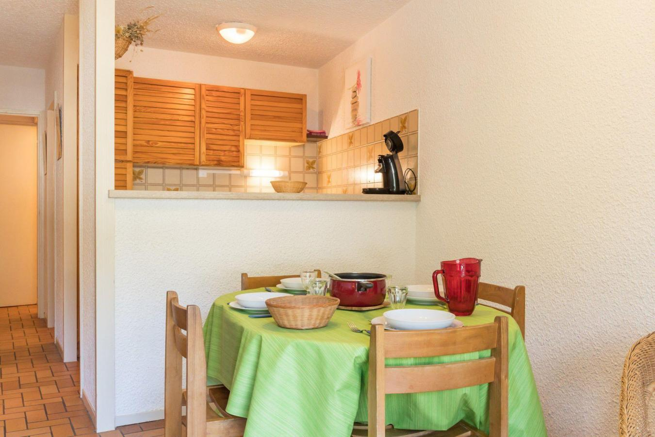 Location au ski Appartement 2 pièces coin montagne 6 personnes (204) - Residence Edelweiss - Serre Chevalier