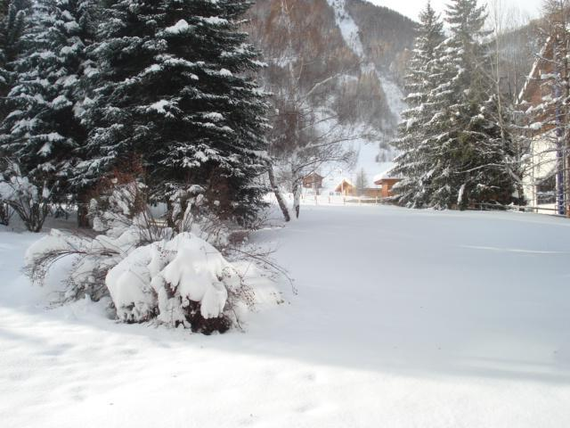 Location au ski Studio coin montagne 4 personnes (014) - Residence L'izoard - Serre Chevalier