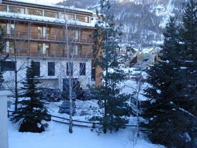 Location au ski Studio coin montagne 4 personnes (103) - Residence L'izoard - Serre Chevalier