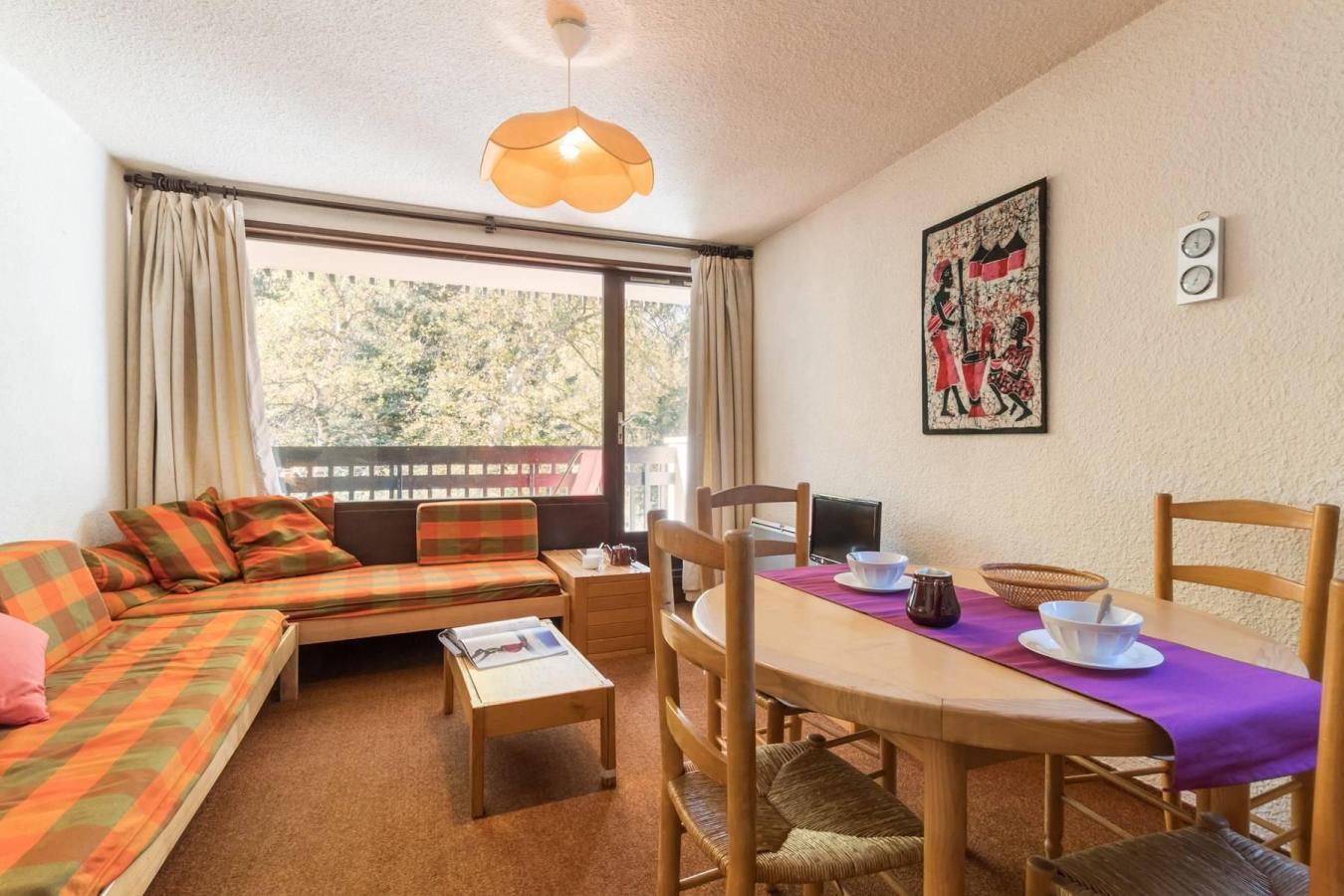 Location au ski Studio coin montagne 4 personnes (NOL002) - Residence L'izoard - Serre Chevalier - Canapé-lit
