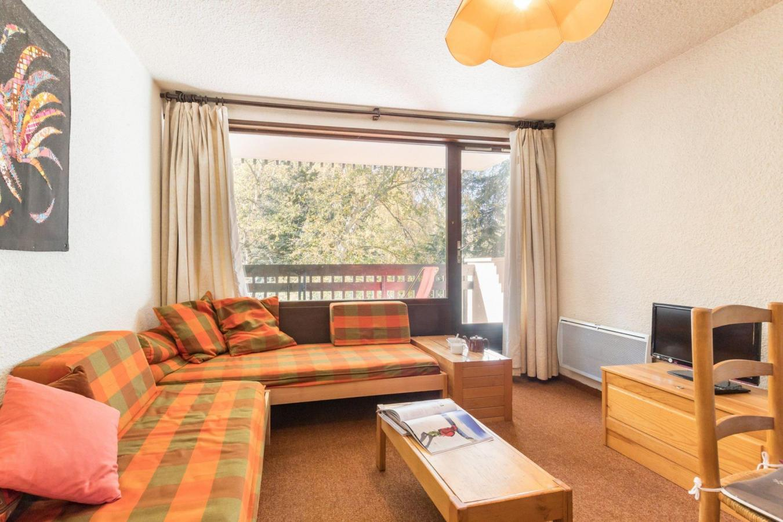 Location au ski Studio coin montagne 4 personnes (NOL002) - Residence L'izoard - Serre Chevalier - Lits superposés