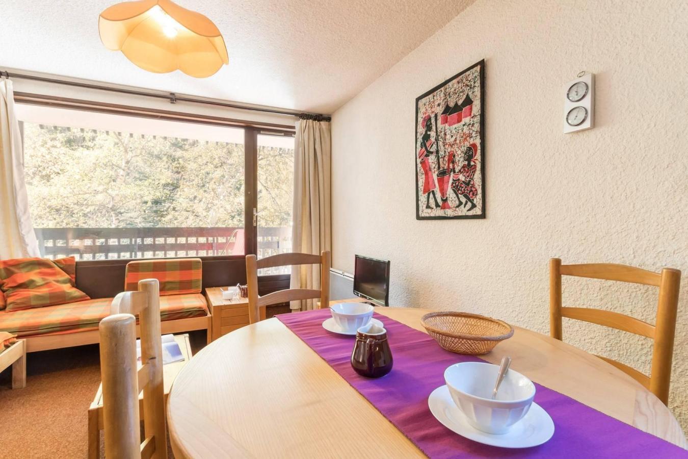 Location au ski Studio coin montagne 4 personnes (NOL002) - Residence L'izoard - Serre Chevalier - Séjour