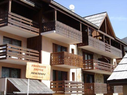 Location au ski Appartement 3 pièces 6 personnes (21) - Residence Le Hameau Du Bez - Serre Chevalier