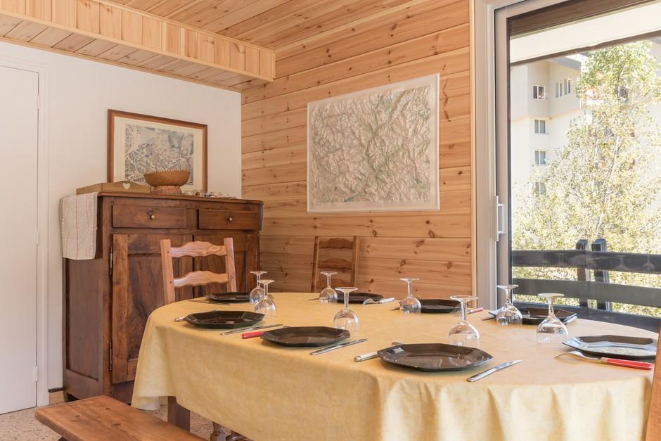 Location au ski Appartement 3 pièces 8 personnes (864) - Residence Le Pic Blanc - Serre Chevalier